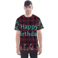 Happy Birthday To You! Men s Sport Mesh Tee