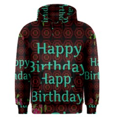 Happy Birthday To You! Men s Pullover Hoodie