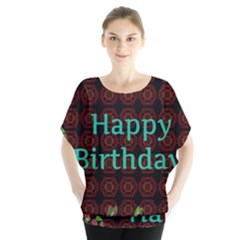 Happy Birthday To You! Blouse