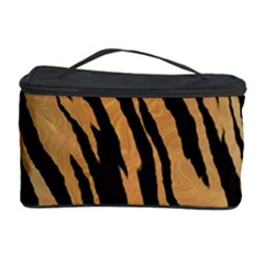 Tiger Animal Print A Completely Seamless Tile Able Background Design Pattern Cosmetic Storage Case