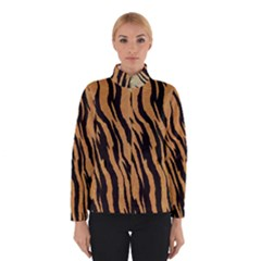 Tiger Animal Print A Completely Seamless Tile Able Background Design Pattern Winterwear