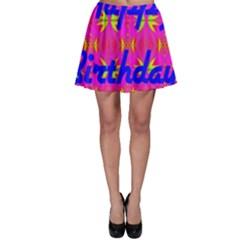 Happy Birthday! Skater Skirt