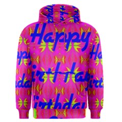 Happy Birthday! Men s Pullover Hoodie