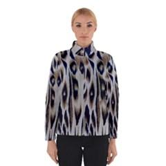 Tiger Background Fabric Animal Motifs Winterwear