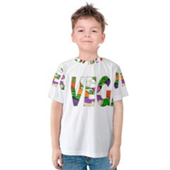 Go vegan Kids  Cotton Tee