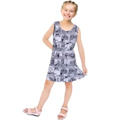 Old comic strip Kids  Tunic Dress