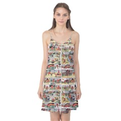 Old comic strip Camis Nightgown