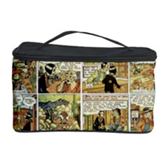 Old comic strip Cosmetic Storage Case