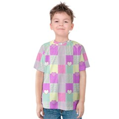 Old Quilt Kids  Cotton Tee