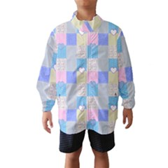 Patchwork Wind Breaker (Kids)