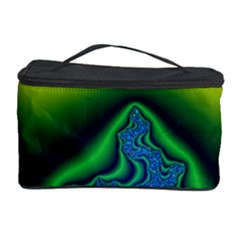 Fractal Wallpaper Water And Fire Cosmetic Storage Case