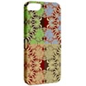 Multicolor Fractal Background Apple iPhone 5 Classic Hardshell Case View2