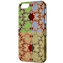 Multicolor Fractal Background Apple iPhone 5 Classic Hardshell Case View3