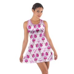 In Love With Ice Cream Cotton Racerback Dress