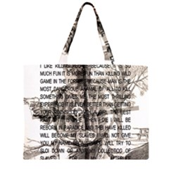 Zodiac killer  Large Tote Bag