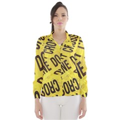 Crime scene Wind Breaker (Women)