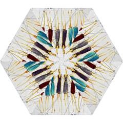 Fashion sketch  Mini Folding Umbrellas