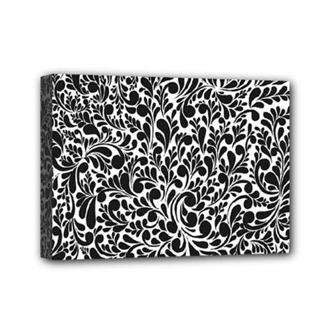 Pattern Mini Canvas 7  x 5