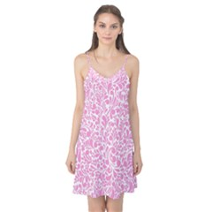 Pink pattern Camis Nightgown