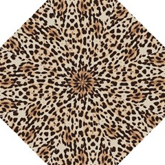 Leopard pattern Folding Umbrellas