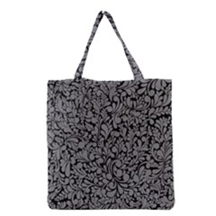 Pattern Grocery Tote Bag