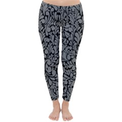 Pattern Classic Winter Leggings