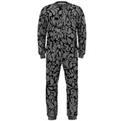 Pattern OnePiece Jumpsuit (Men)