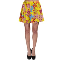 Butterflies  Skater Skirt