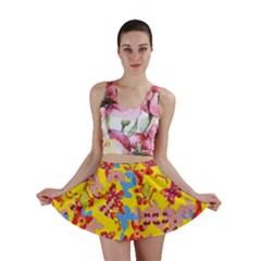 Butterflies  Mini Skirt