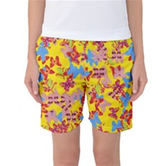 Butterflies  Women s Basketball Shorts