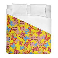 Butterflies  Duvet Cover (Full/ Double Size)