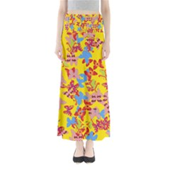 Butterflies  Maxi Skirts