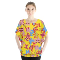 Butterflies  Blouse