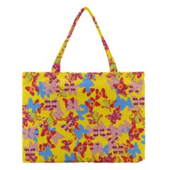 Butterflies  Medium Tote Bag