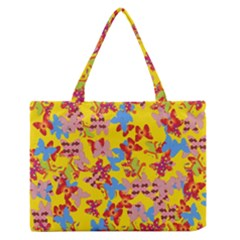 Butterflies  Medium Zipper Tote Bag