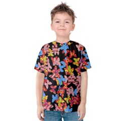 Butterflies Kids  Cotton Tee