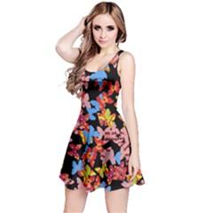Butterflies Reversible Sleeveless Dress