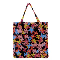 Butterflies Grocery Tote Bag