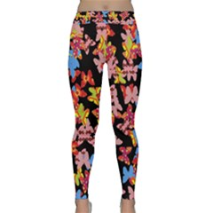 Butterflies Classic Yoga Leggings