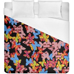 Butterflies Duvet Cover (King Size)