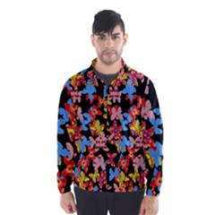 Butterflies Wind Breaker (Men)