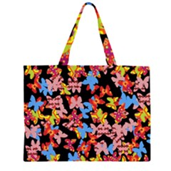 Butterflies Large Tote Bag