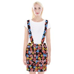 Butterflies Suspender Skirt