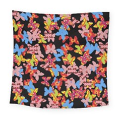 Butterflies Square Tapestry (Large)
