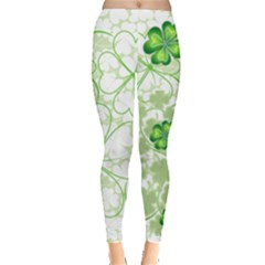 St Patricks Day Leggings