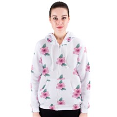 Etro Vintage Former Wallpaper Women s Zipper Hoodie