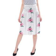 Etro Vintage Former Wallpaper Midi Beach Skirt