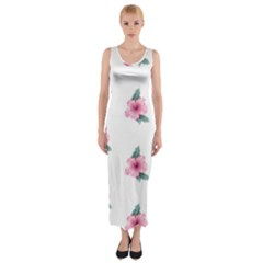 Etro Vintage Former Wallpaper Fitted Maxi Dress