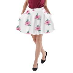 Etro Vintage Former Wallpaper A Line Pocket Skirt