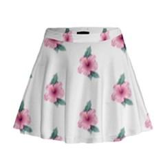 Etro Vintage Former Wallpaper Mini Flare Skirt